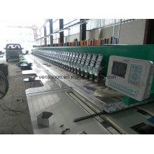 445 165 * 330 * 1200 flache Stickmaschine