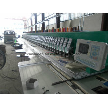445 165 * 330 * 1200 máquina de bordar plana