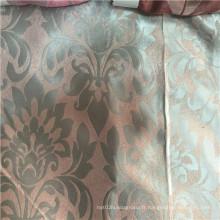 Nouvel article Tissu de rideau Jacquard Blackout