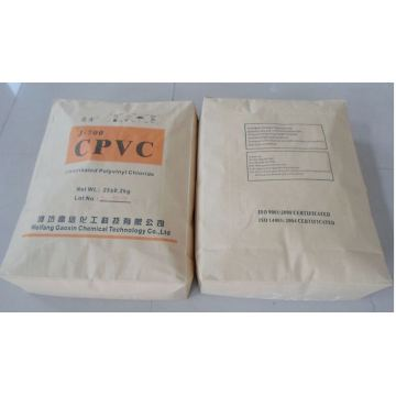 CPVC RESIN FOR HOT AND COLD PIPE&FITTINGS