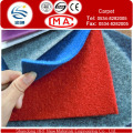 Fleece Carpet 400G/M2 with Color Red and Gray and blue and Green