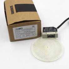 Yumo G40 Erkennung 10m Infraded Square Photoelektrischer Schalter Sensor mit Spiegel