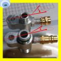"""Connecteur de tuyau de climatisation de haute qualité 7/8 """"14 Unf 18.25mm"""