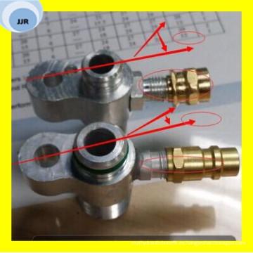 """Alta calidad 7/8 """"14 Unf 18.25mm conector de montaje de manguera de aire acondicionado"""