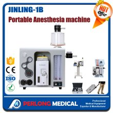 China de máquina de anestesia portátil barato venda quente