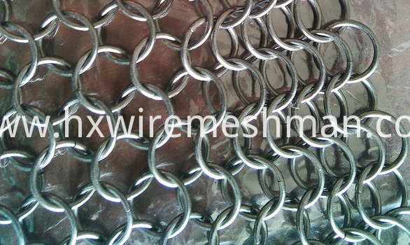 loose chainmail