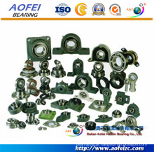 Aofei Manufactory fornecer todos os tipos de rolamento de bloco de descanso ajustável dimensão rolamento esférico unidades de rolamento de esferas