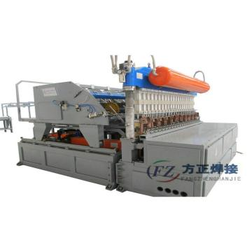 Hole Welded Wire Fence Machine