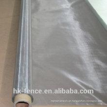 Malha de filtro de fumo de aço inoxidável com mais durável e longa vida útil