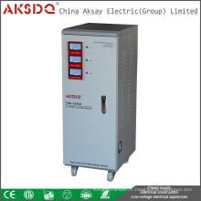 Affichage SVC Chaud 30KVA Système automatique de tension de moteur à haute tension automatique à haute tension