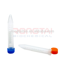 Rongtaibio Centrifuge Tubes with Screw Cap 10ml
