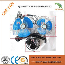 2016 newest dc 12v mini car fan