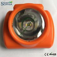 Impermeável tampa lâmpada, IP68 cabeça lâmpada, IP68 Miner Cap lâmpada, camp Lamp