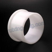 Precision CNC Tournage Usinage Plastic Part POM (Delrin) Sleeve