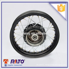 Steel wheel rims for chopper motorcycle made in China