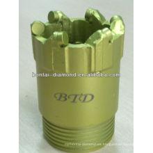 Nuevas brocas de broca PCD para hormigón