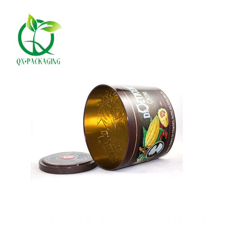 Wholesale food containers tins