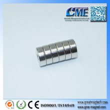 Strong Little Magnetic Circular Ring