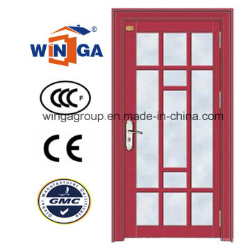 Europ Style House French Steel Glass Door (W-GD-03)