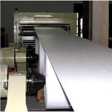 Placa frente e verso revestida branca para a impressão deslocada (DP-009)