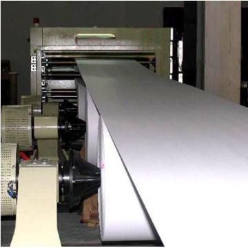 Двусторонняя бумага с белой задней стороной
