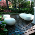 Modern art outdoor fiberglass speciallized chair
