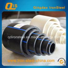 Tubo de HDPE de 16mm ~ 90mm para suministro de agua según la norma ASTM