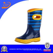 Fácil de llevar niños lindo lluvia Botas 68055