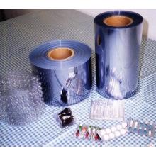 Folha de plástico de película rígida de PVC