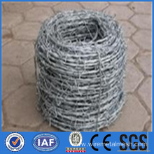 15x16 gauge double twist barbed wire