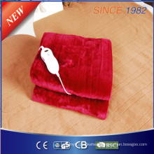 Automatic Timer Electric Over Blanket /Electric Heated Throw