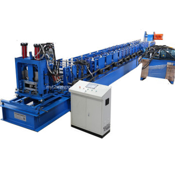Automatic Changeable C Purlin Roll Forming Machine
