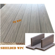 Anti-UV WPC Co-Extruded Decking