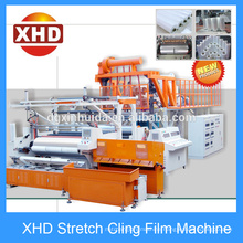 Fully automatic machine for stretch film and cling film Quality Assured