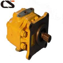 Компании Shantui sd32 ролика работает бульдозер гидравлический насос 07444-66103