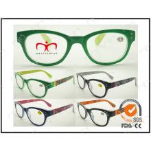 Hot Selling e Design de Moda com Hot Stamp Transfer Reading Glasses (MRP21493)