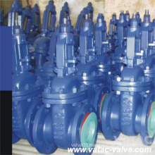 Cast Iron Non-Rising Stem Gg25 Gate Valve