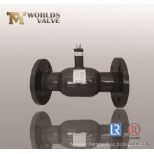Welding Flanged End Ball Valve