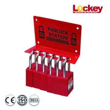 Safety Padlock Station dari 5-20 Kunci