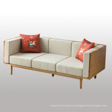 Modern Furniture Living Room Sofa with Three Seater