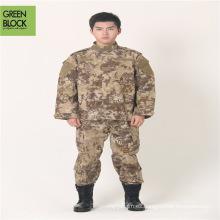 Uniforme militar del ejército de combate táctico