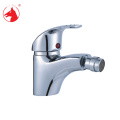 ISO9001 approval single handle brass bidet mixer