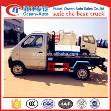 China 3ton small garbage can cleaning truck