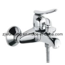 Латунь Материал одной ручкой Ванна-Смеситель для душа (WH8804C)