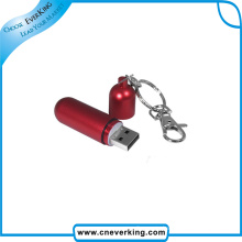 Capsual Shape Fancy USB Flash Drive