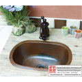Lavabo naturel bronze