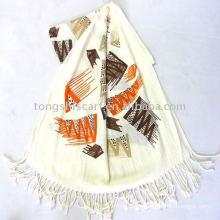 Mehrfarbige Mode Schals