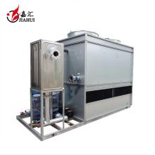 Tour de refroidissement à l'eau de circuit fermé de contre-écoulement pour le compresseur d'air