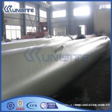 Tubo de dragagem flutuante flutuante de aço personalizado para fabricante (USB4-003)
