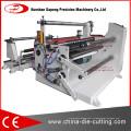Автоматическая клейкая ленточная этикетка с разрезающей ламинирующей машиной (DP-1600)